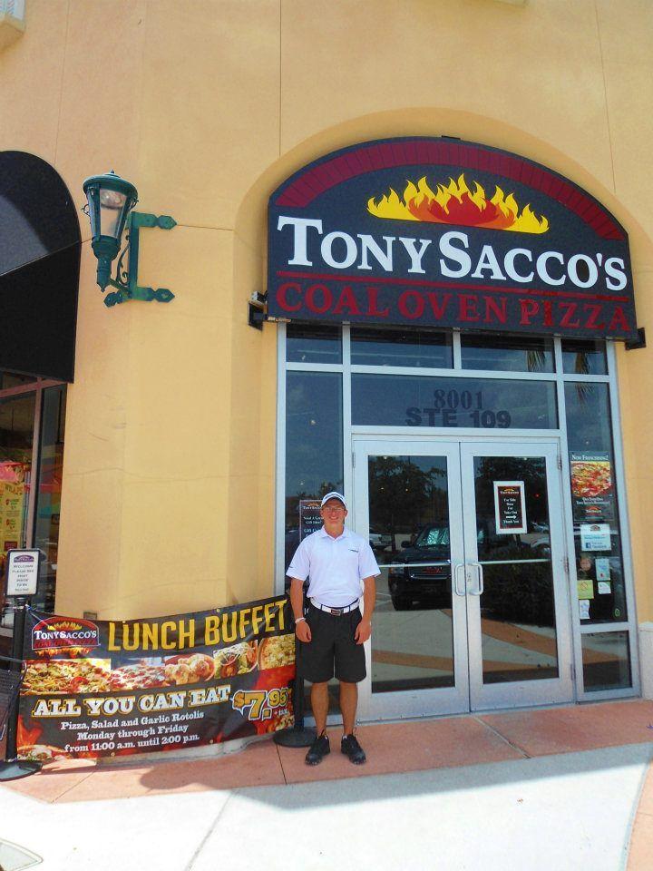 Tony Sacco S Coal Oven Pizza Coconut Point Estero Florida Http Www
