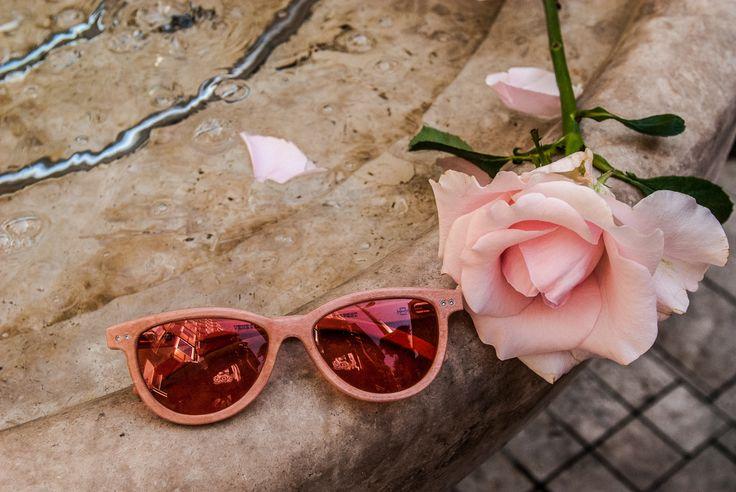 Be romantic...BATTILA Wooden Sunglasses www.facebook.com/battilaconcept