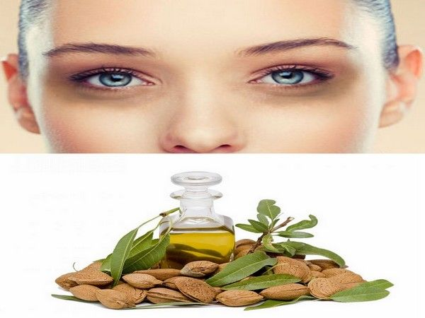 Almond Oil To Remove Dark Circles Around Eyes