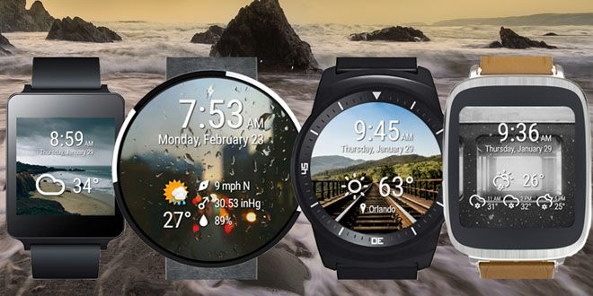 Weather Time for Wear hace su llegada a los Android Wear http://j.mp/1Hw2f4R |  #Android, #AndroidWatch, #AndroidWear, #Apps, #WeatherTime