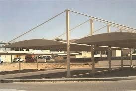 Resultado de imagen para standing carport shade parking malls