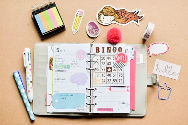 planner decorating (2)onde comprar agendas fofas na internet borboletas na carteira