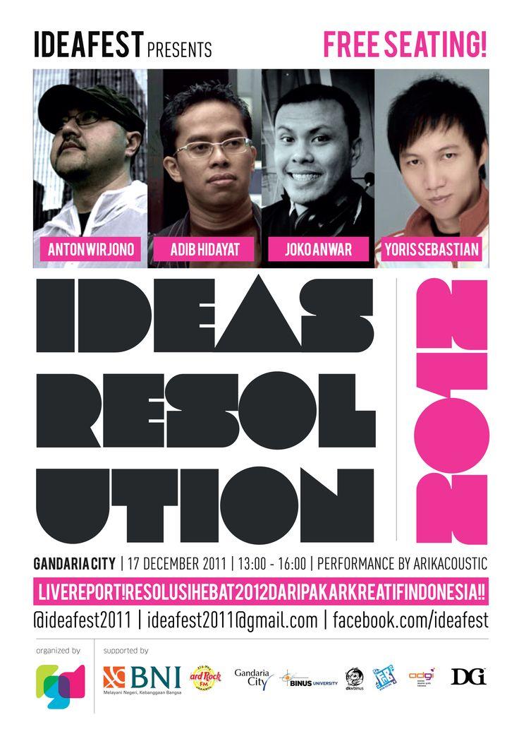 Ideafest 2012.  http://www.fgdexpo.com/