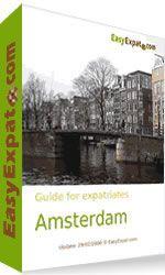 Job d'été, emploi saisonnier à Amsterdam