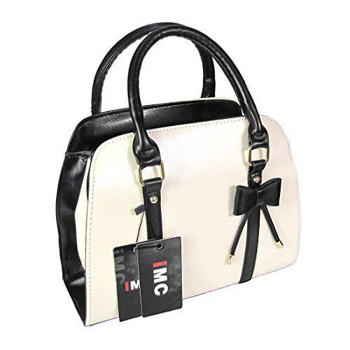 awesome Imixcity Women Vintage New Shoulder Bags Faux Leather Hobo Messenger Lady Handbags Bag (Beige)
