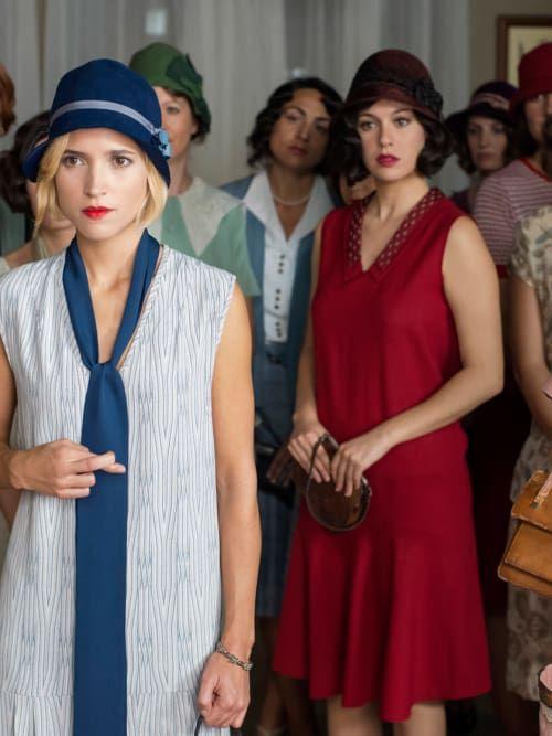 """Neu auf Netflix: """"Las chicas del cable"""""""