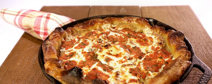 Make this eggplant pie for dinner and enjoy the cheesy deliciousness!