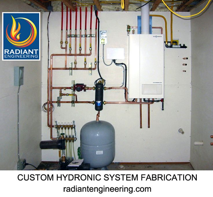 Custom Designed Radiant Heating Systems From Radiant