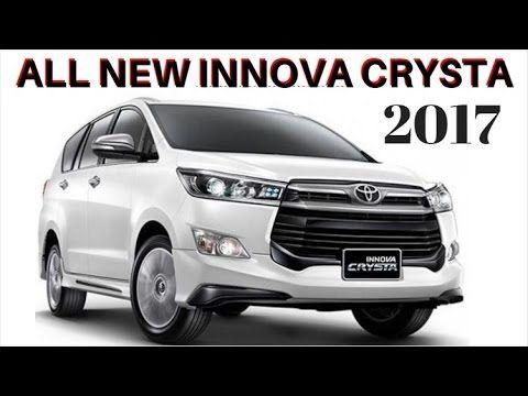 Lihat TOYOTA All New Innova Crysta 2017 Apa Saja Bedanya Dengan Toyota I...