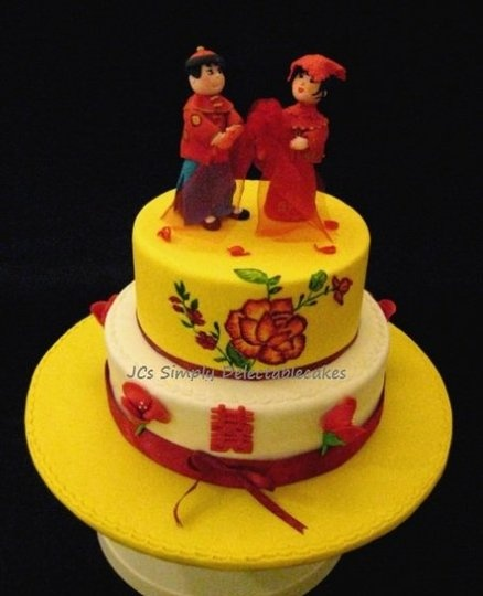 traditional chinese wedding cake recipe a traditional wedding cake by jaclynjcs om nom 21128