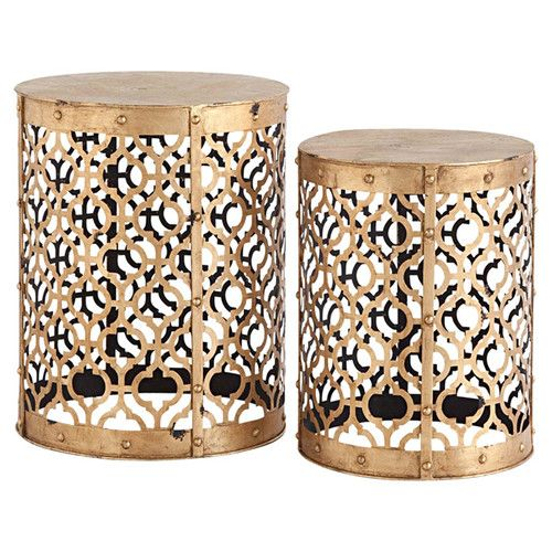 Found it at Joss & Main - 2-Piece Wynona End Table Set