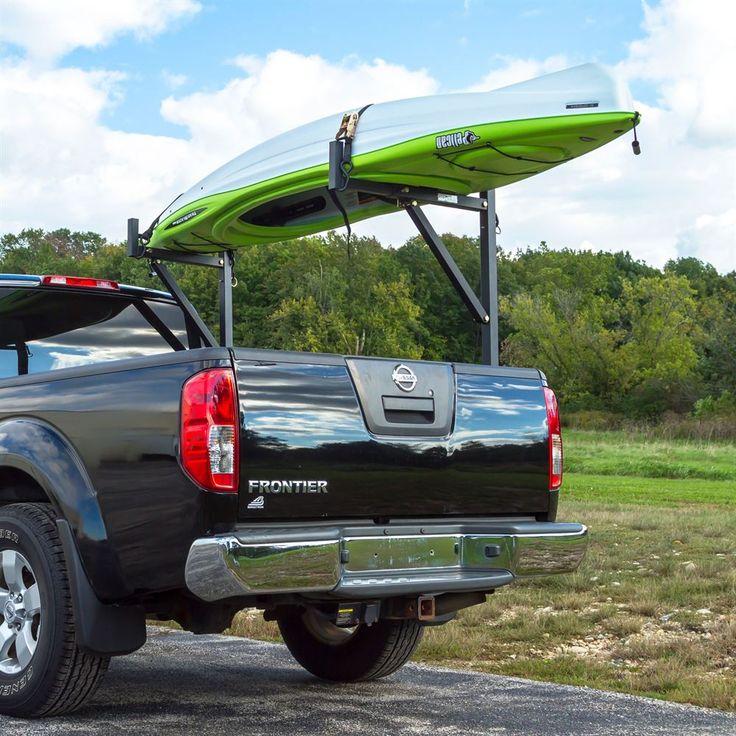 Apex Steel Adjustable No Drill Ladder Rack Kayak Rack