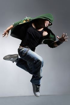 Great Dynamic Dance Photo shoot pose.  find #jazz and #hiphop inspirations at #monicaHahnPhotography