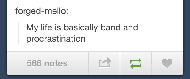 Exactly, except hurlers instead of band. ;3