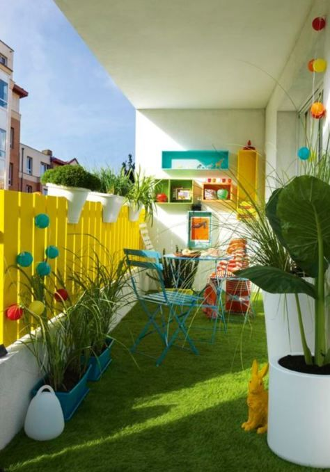 20 Cool Balcony Ideas That You Might Want To Steal