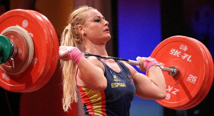 Lidia Valentín podría ganar un oro olímpico de Londres 2012 - http://www.juegosyolimpicos.com/lidia-valentin-podria-ganar-un-oro-olimpico-de-londres-2012/