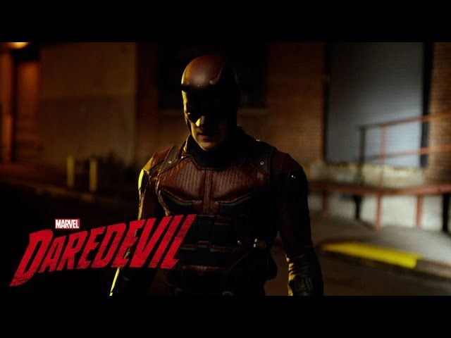 Daredevil Appears In Costume - Marvel's Daredevil: The Complete First Season Available Now! - Video --> http://www.comics2film.com/daredevil-appears-in-costume-marvels-daredevil-the-complete-first-season-available-now/  #Marvel