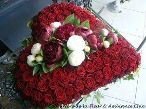 Couturière de la Fleur accompagne chacune de vos émotions, joyeuses comme douloureuses. Depuis des années, je fleuris les deuils. Avec un travail toujours respectueux et soigné , des fleurs fraîches et de qualité. J e mets un soin particulier pour vous...