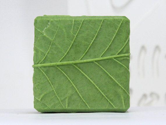 Leaf I handmade design soap mold by WilliamhouseKorea on Etsy