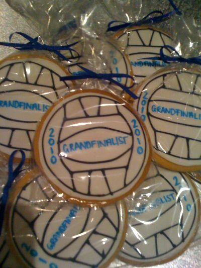 Cookies - Netball Cookies