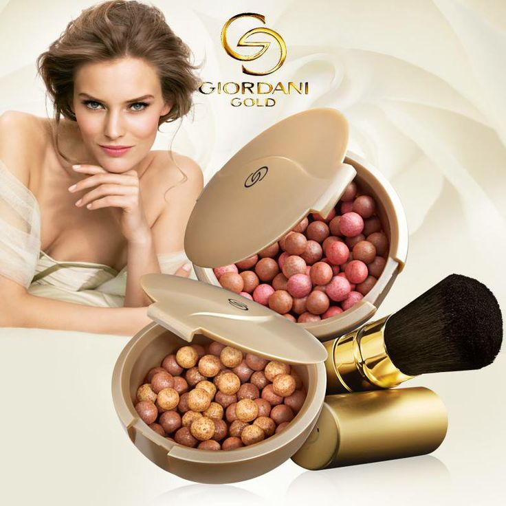 Giordani Gold Bronzing Pearls Perlas de Color Giordani Gold Edisi Juni 2014 269k disc 40% 159k