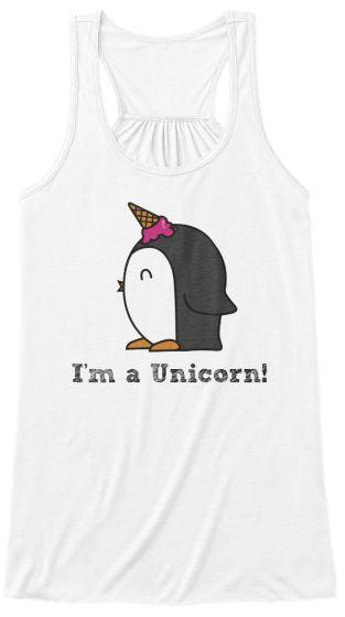 I'm a Unicorn (Penguin Edition) | Teespring