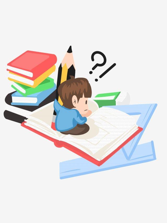 Gambar Buku Kartun Png : gambar, kartun, Gambar, Tulis, Kartun, Clipart,, Kartun,, Untuk, Turun, Percuma, Tulis,, Islamis