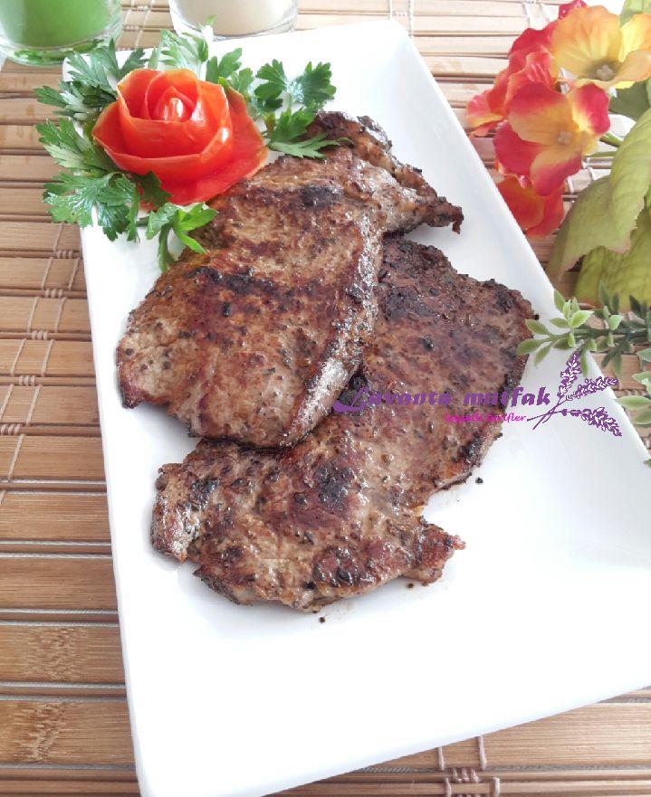 Pamuk Biftek(Tavada)