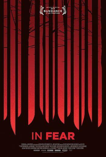 In Fear | Diseño Carteles Cine