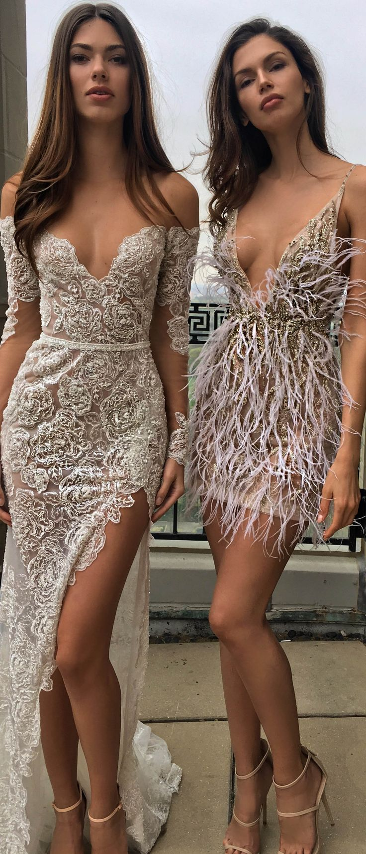 BERTA styles 18-23 and 18-18 are the epitome of allure <3