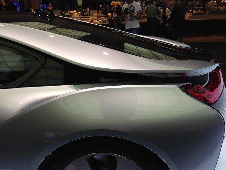 BMW i8 Detail6