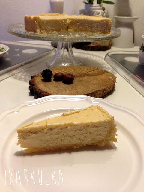 iKarkulka: Základní vanilkový cheesecake