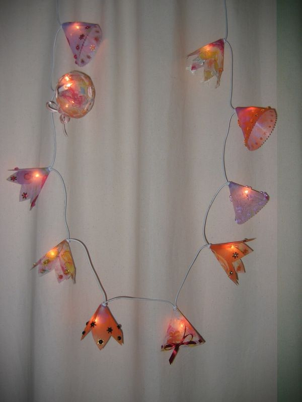 Guirlande Lumineuse Bricolage Pinterest Guirlande Lumineuse Guirlandes Et Decoration Enfant