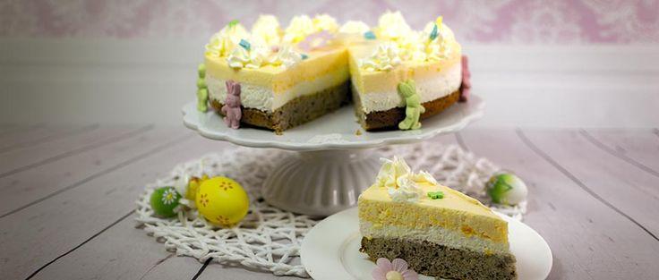 Mandarinen-Mascarpone-Torte