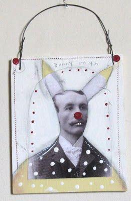 Bunny Man by Lynn Whipple