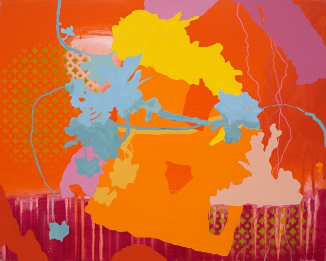 Sunburnt by Cate Maddy, exhibiting at Spiro   Grace Art Rooms (SGAR) 10 August - 8 September 2012