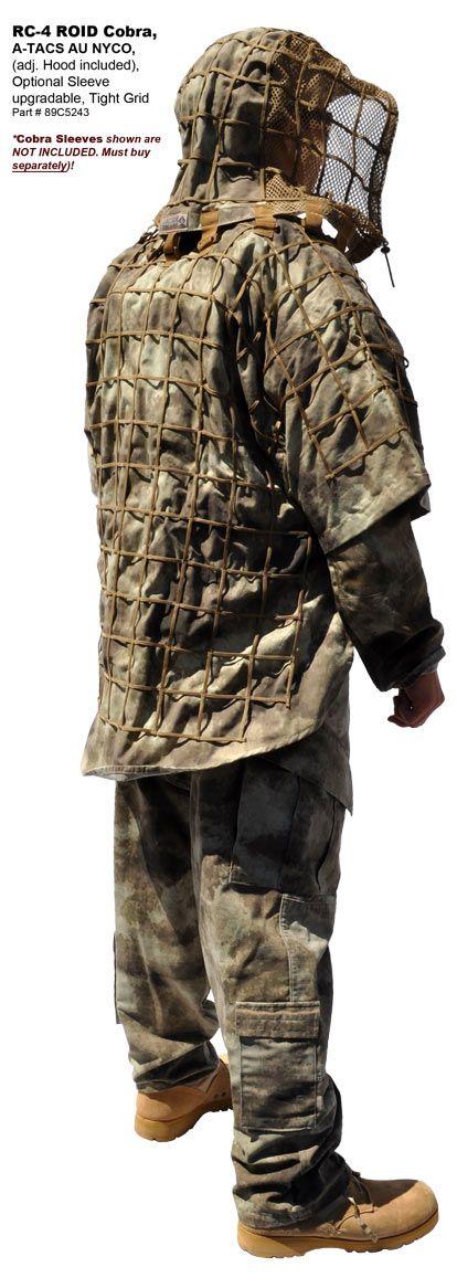 ROID Cobra (ghillie suit foundation)