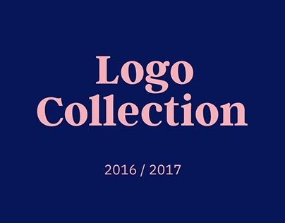 """Check out new work on my @Behance portfolio: """"Logo Collection - 2016/2017"""" http://be.net/gallery/59923745/Logo-Collection-20162017"""