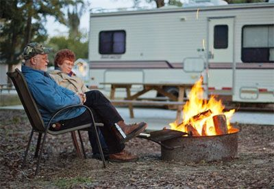 How rv resorts prepare for snowbirds snowbirds are a special breed of rvers they travel south for Camping world winter garden fl