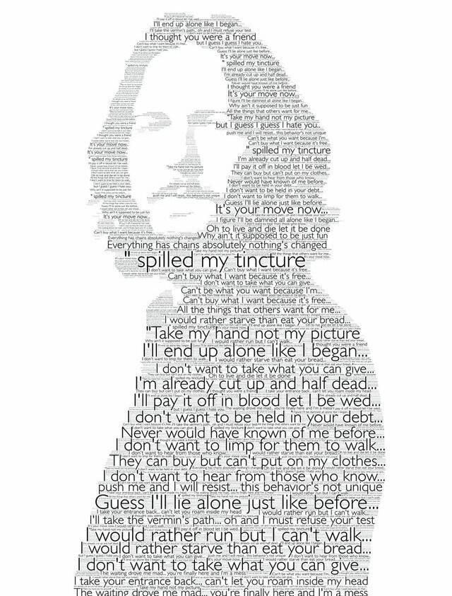 Eddie Vedder. Using the lyrics from Corduroy by Pearl Jam. http://www.misterbenn.co.uk @PearlJamOnLine @Autumn Eaken Eaken Eaken Jam pic.twitter.com/cvwHORBs4E