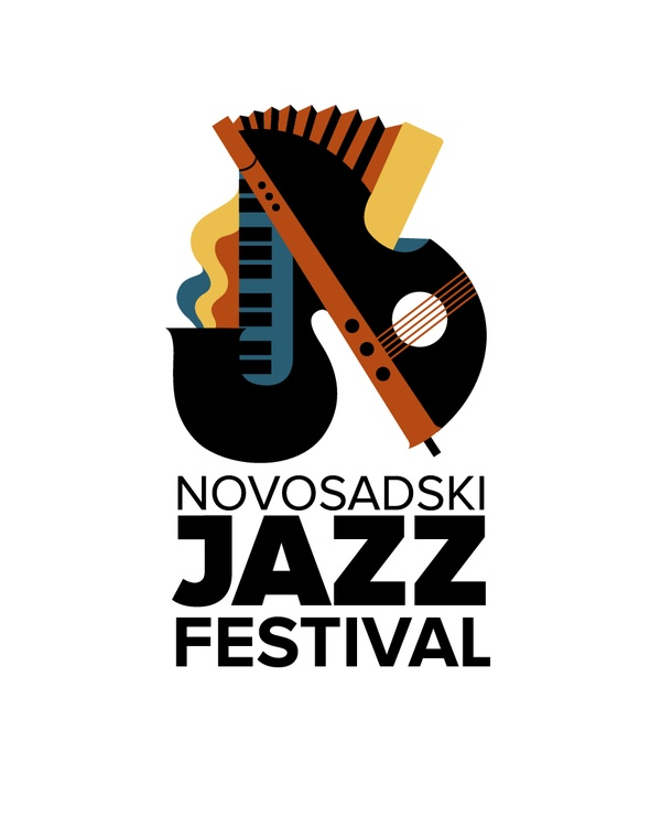 Jazz festival by Stefan Stanojevic, via Behance