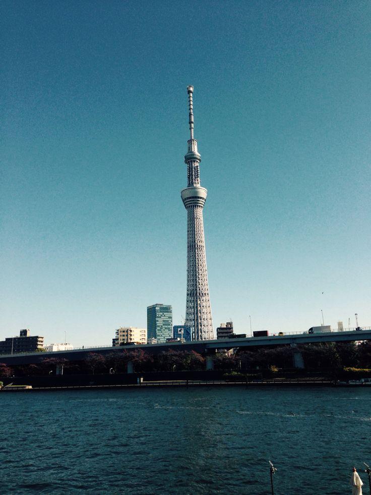 Sky Tree Tower, Tokyo