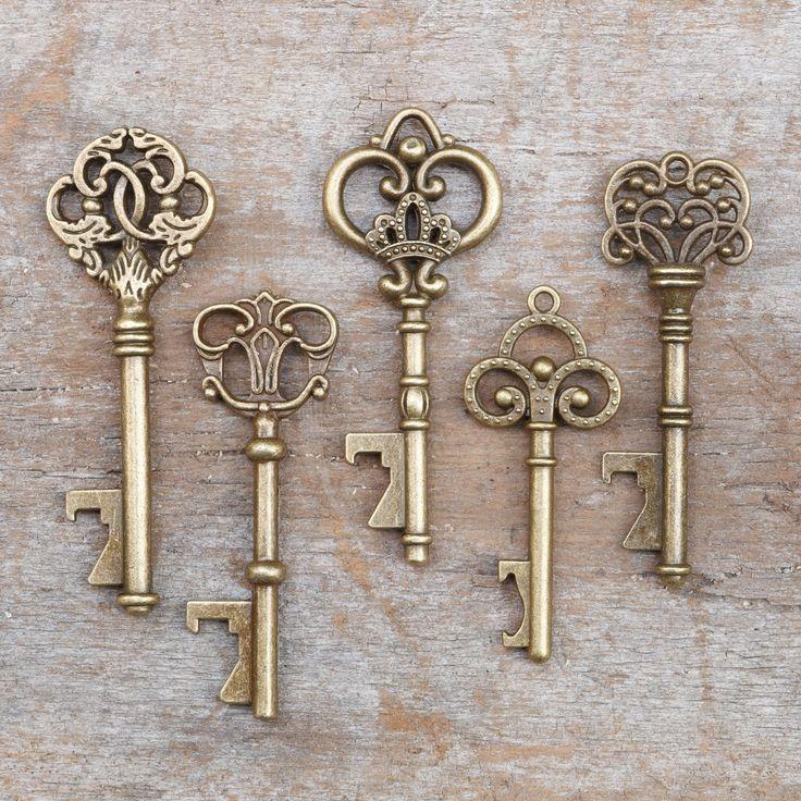 25 best ideas about key bottle opener on pinterest vintage wedding favors vintage party. Black Bedroom Furniture Sets. Home Design Ideas