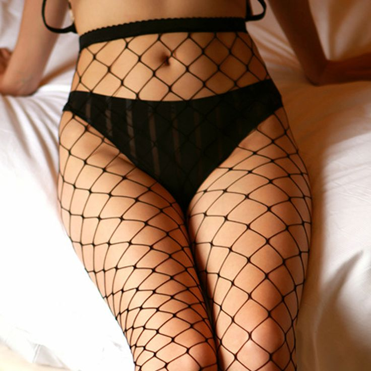 2017 Super Sexy Fishnet Mesh Stocking Pantyhose Tights Black Cutout Fishnet Costumes Stockings Underwear for Female Gifts Q1651