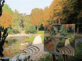Joost Doornik Blog: Herfst kleuren in het Noorderplantsoen