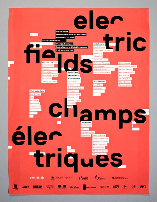 Electric Fields / Xavier Coulombe-Murray
