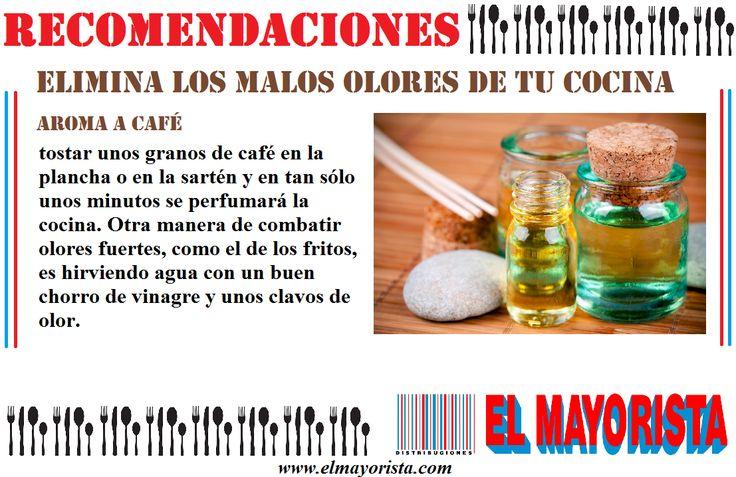 Quieres que tu cocina huela delicioso, aquí una recomendación de como hacer un ambientador natural aroma a café #elmayorista #Miercoles www.elmayorista.com