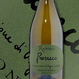 riondo prosecco. one of our favorite special occasion wines. usually about $11 at world market, but sometimes on sale for less.