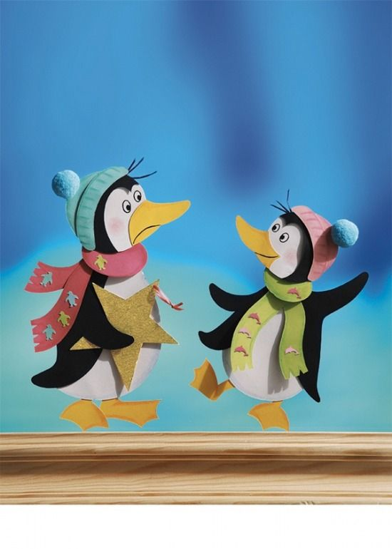 Táncoló pingvinek