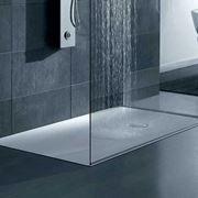 piatto doccia filopavimento in corian